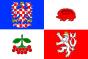 Vlajka kraje Vysočina | Vlajka kraje Vysočina | Vlajky.org